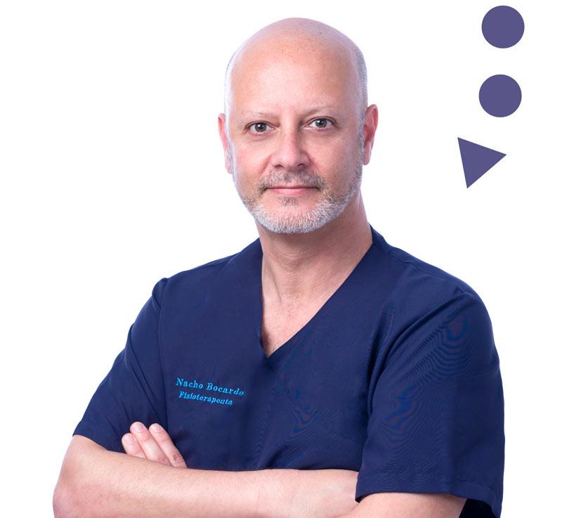Nacho Bocardo Fisioterapeuta Clínica del Dolor Sinalgia