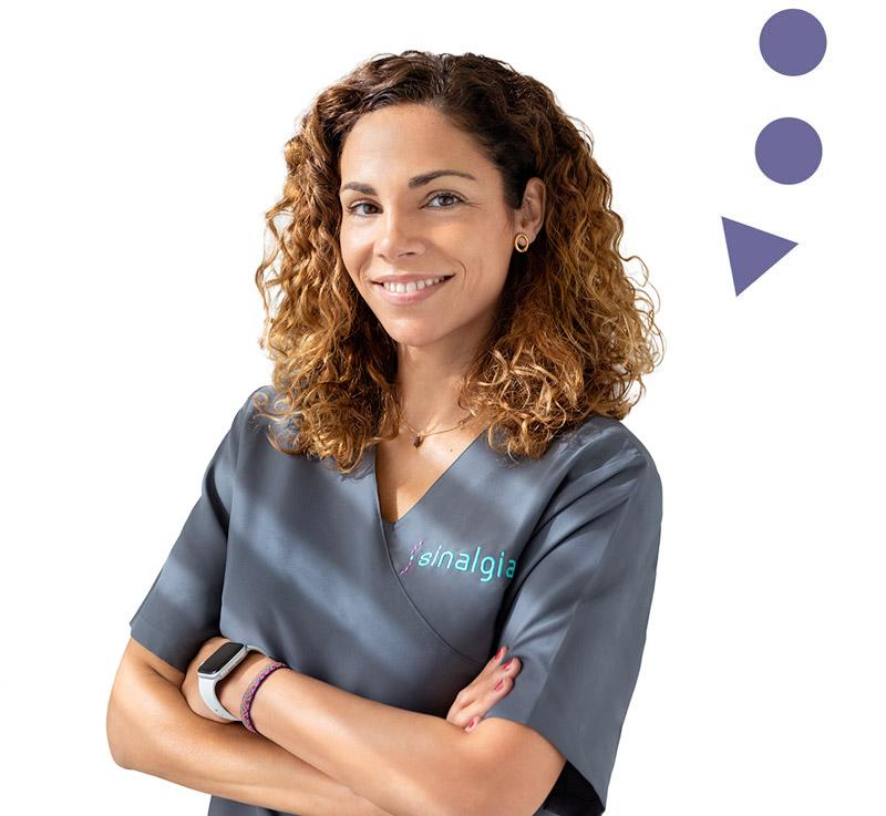 Lucía Forero Díaz Neurología Unidad de Cefaleas Migrañas Clínica del Dolor Sinalgia Cádiz