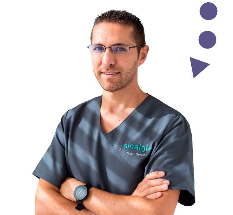 Pedro Benítez Pareja Enfermero Sinalgia Cádiz Unidad del Dolor Enfermero